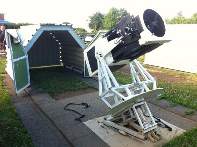 Observatoire de l'Asnora